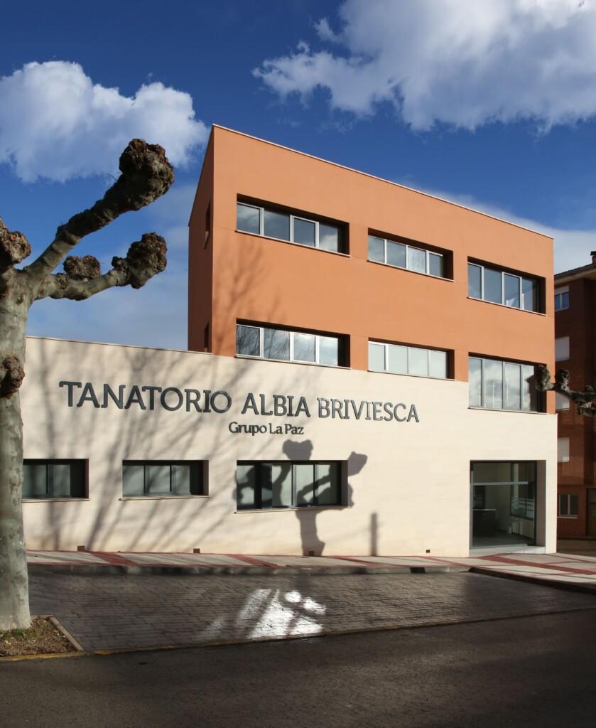Nuevo tanatorio de Briviesca (Burgos)