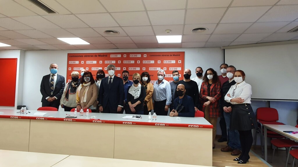 I Convenio Colectivo Sector Funerario Madrid
